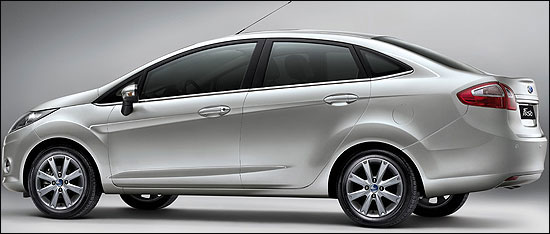 Which is better? The new Ford Fiesta or Honda City?