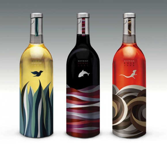 wine bottles that are simply beautiful business