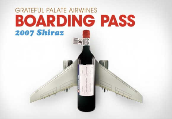 Boarding Pass Shiraz.