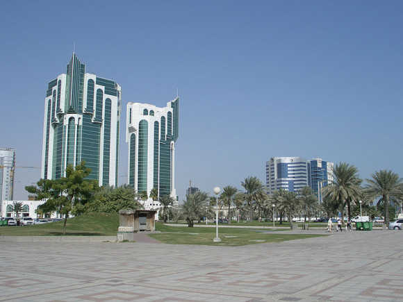 Qatar has the second-highest human development in the Arab world.