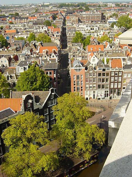 The Netherlands was ranked as the 'happiest' country.