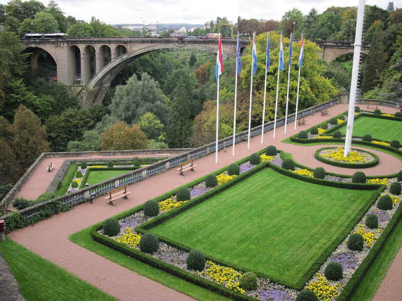 Luxembourg is the seat of several institutions.