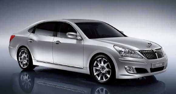 Hyundai Equus.