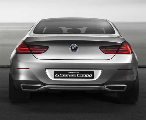 The 6 Series name reappeared with the BMW E63 chassis beginning in the 2004 model year.