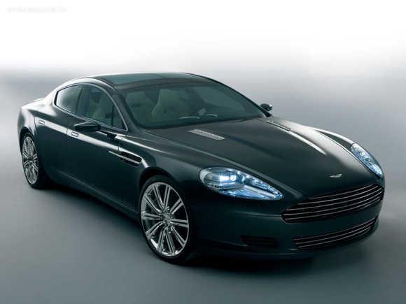 Aston Martin Rapide Luxe.