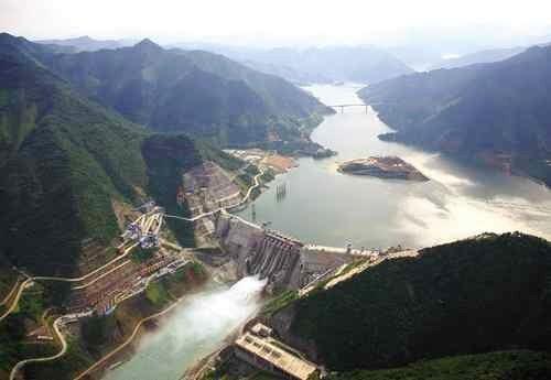 Longtan Dam.