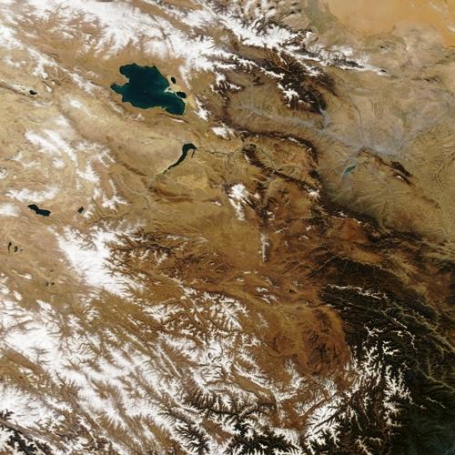 Laxiwa Dam.