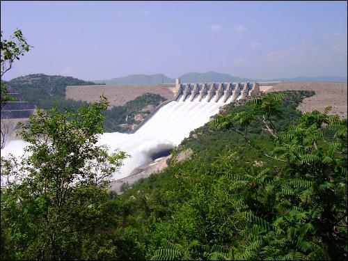 Tarbela Dam,