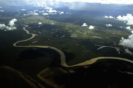 Xingo Dam.