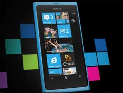 Nokia Lumia.