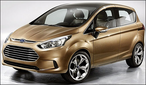 Ford's small car may also come to India