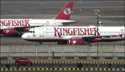 3 suitors eye Kingfisher Airlines stake