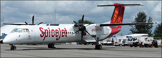 How SpiceJet is caught in air pocket
