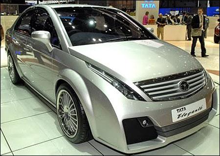 Tata Motors unveils Megapixel concept