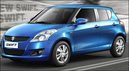 3 'new' rivals for Maruti Swift will soon be here