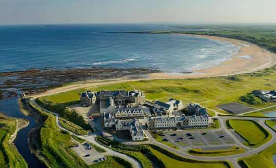 Lodge at Doonbeg.