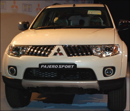 New Mitsubishi Pajero launched at Rs 23.53 lakh