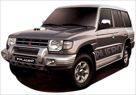 Pajero.
