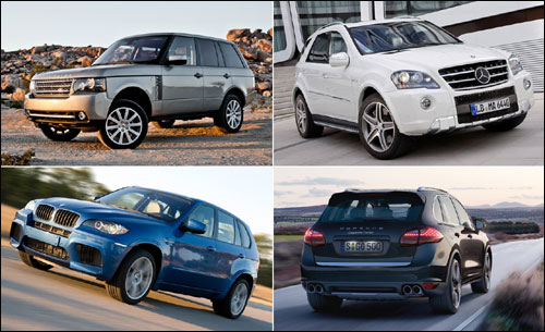 These 13 swanky SUVs will soon be in India