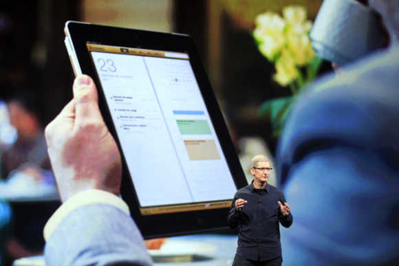 New iPad.