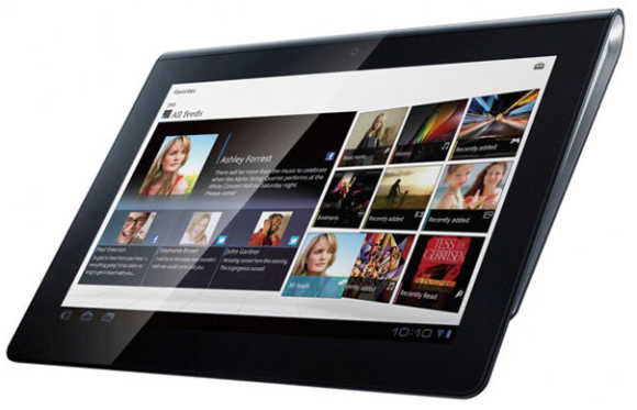 Sony Tablet S.