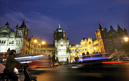Chhatrapati Shivaji Terminus.