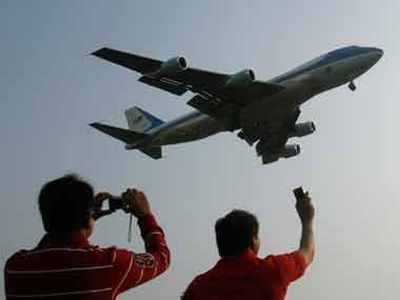 Here's some good news for the ailing aviation sector