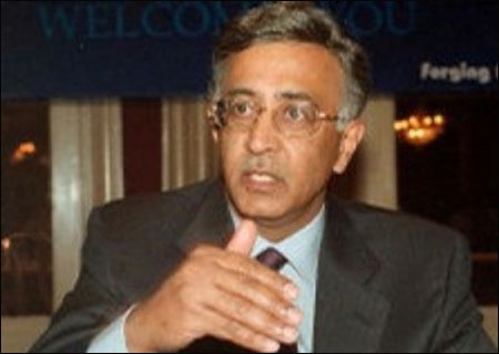 Bharat Forge chairman Baba Kalyani.
