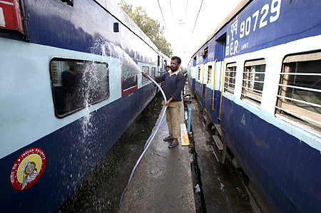 'Indian Railways was headed for ICU, I pulled it out'