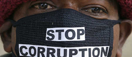 There are four Bills that address the issue of corruption.
