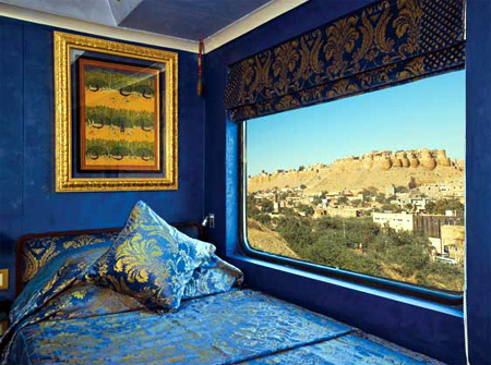 Palace on Wheels train begins season's first journey