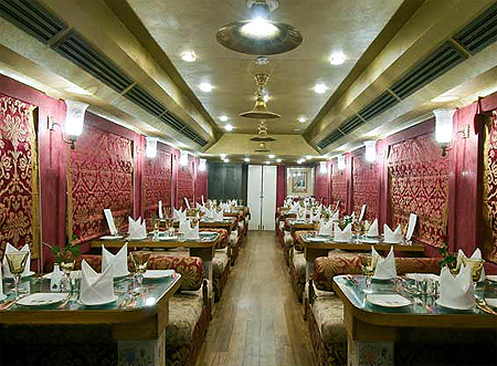 Royal Rajasthan on Wheels.