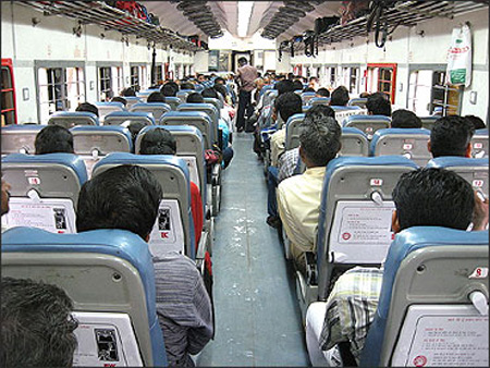 railway budget 75 new express trains business. Black Bedroom Furniture Sets. Home Design Ideas