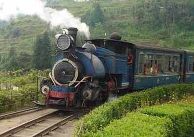 A mountain railway that existed 125 years ago