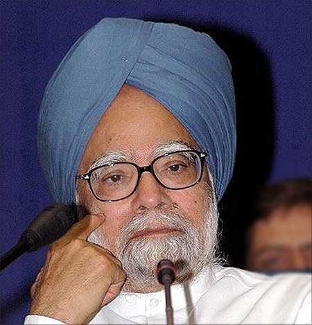 Prime Minister Manmohan Singh