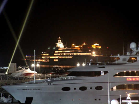 Amazing photos of largest and exotic yachts
