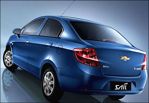 Chevrolet to launch 5 cars in India this year