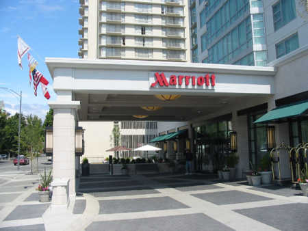 Marriott International has about 3,150 lodging properties.