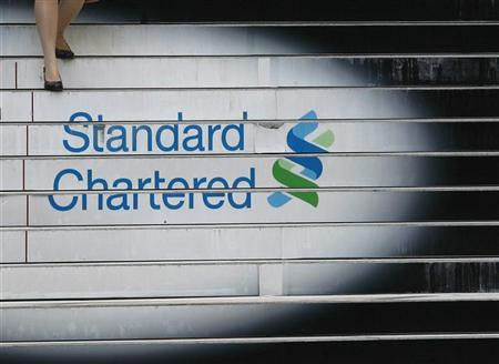 Standard Chartered operates in more than 70 countries.