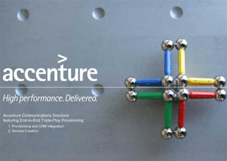Accenture is based in Ireland.