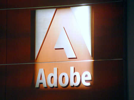 Adobe was founded in 1982.