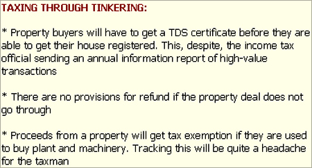 Taxing times.
