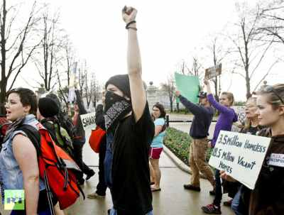 Occupy protests: Are they more than a trend?