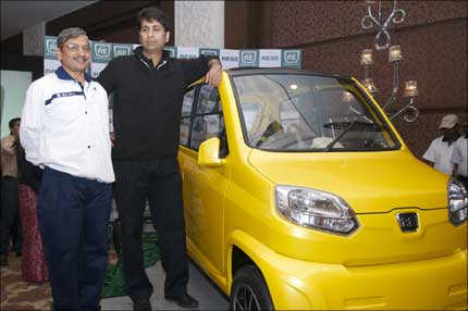 Bajaj's latest gamble is the RE 60.