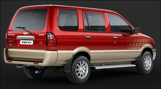 All New Chevrolet Tavera Neo 3 Bs Iv At Rs 751 Lakh Rediff