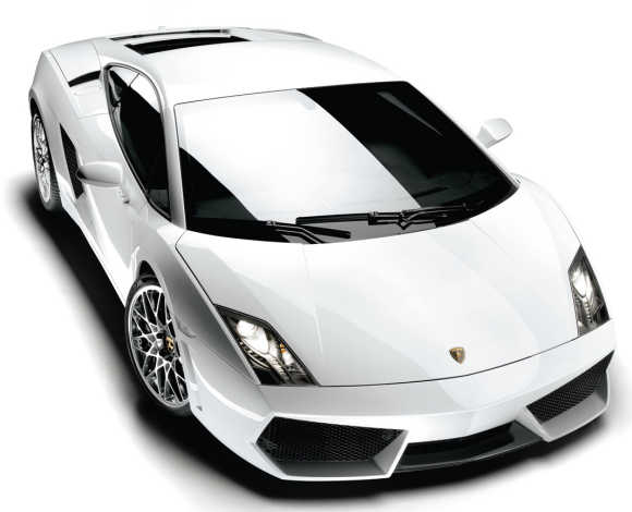 Lamborghini's Gallardo.