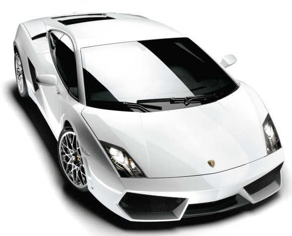 Lamborghini's Gallardo.