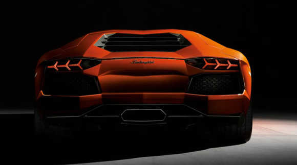 Lamborghini unveiled the Aventador J version.