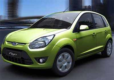 India-made Figo to be exported to 50 international markets