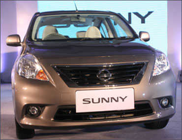 Its market share in segment sales last month stood at 13 per cent.